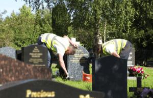 Memorial Maintenance