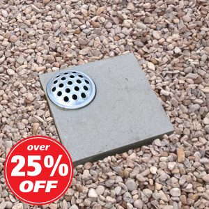 Limestone plaque