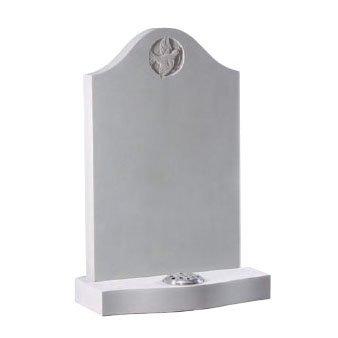 Portland stone with a deep ogee shape