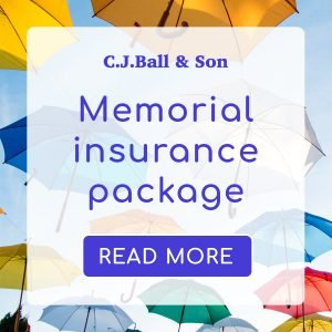 Memorial Insurance Product