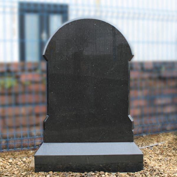 Gothic Black Lawn Memorial