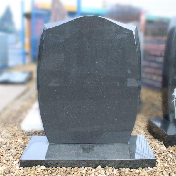 Grey Granite Anton Headstone
