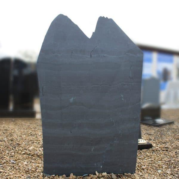 Welsh Slate Memorial Stone
