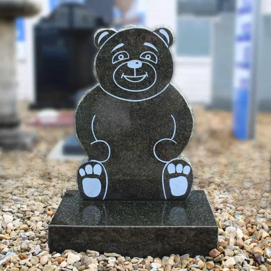 Teddy bear memorial